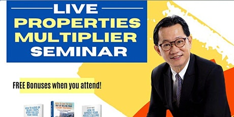*[Real Estate Investing Seminar For Beginners - FREE]* tickets