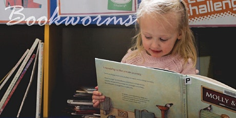 Bookworms - Thursday 22 April (Mudgee Library) tickets