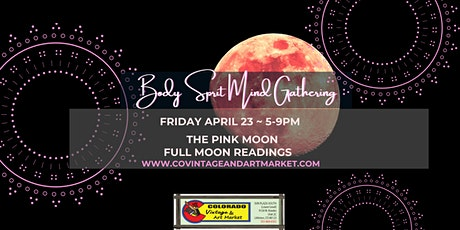 Pink Moon Gathering tickets