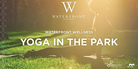 Yoga in the Park- Waterfront Newstead tickets