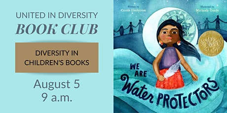 United in Diversity Book Club Tickets