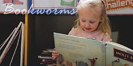 Bookworms - Friday 23 April (Kandos Library) tickets