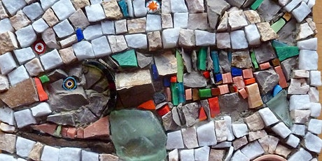 Private Mosaic Class - Fish tickets