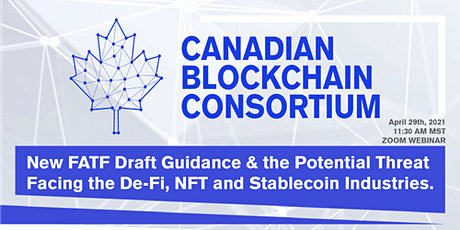 New FATF Draft Guidance & the Potential Threat  Facing the De-Fi, NFT tickets
