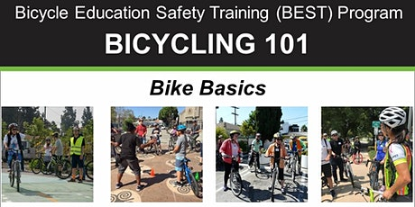 Bicycling 101: Bike Basics - Online Video Class tickets