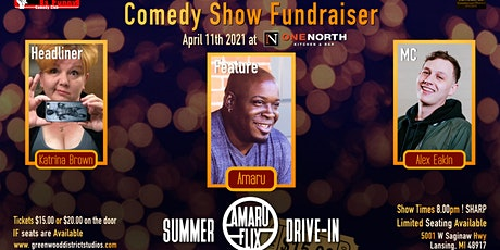 Comedy Show Fundraiser for Greenwood District Studios tickets