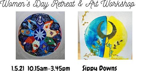 Women's Day Retreat & Art Workshop tickets