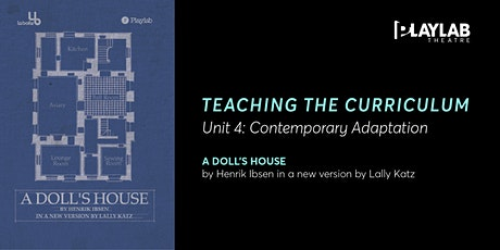 'Teaching the Curriculum' – Unit 4: Contemporary Adaptation tickets