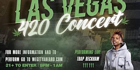 All Access Vegas  & Get Ya Heard Presents Las Vega tickets