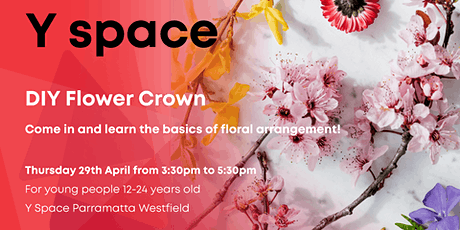 DIY Flower Crown Workshop tickets