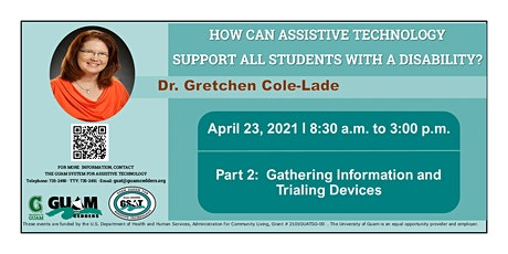 Part 2: Gathering Information and Trialing Devices  Workshop tickets