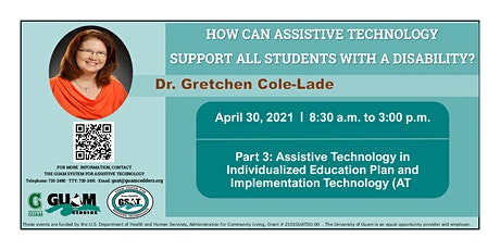 Part 3: Assistive Technology in Individualized Education Plan and Implement tickets