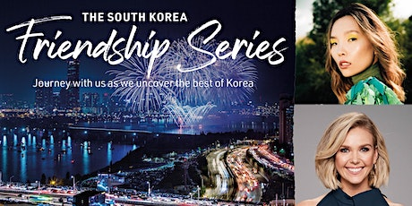 The South Korea Friendship Series with Dami Im and Edwina Bartholomew biglietti