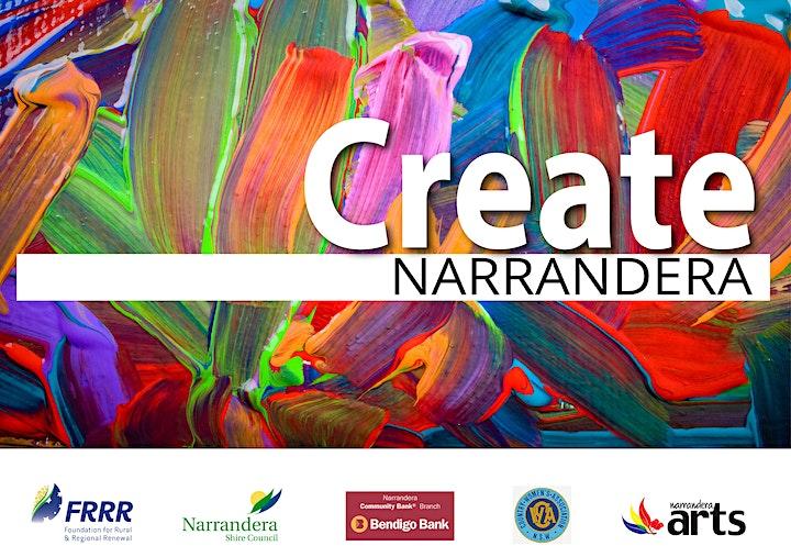Create Narrandera - Arts & Creative Fair Event #1 image