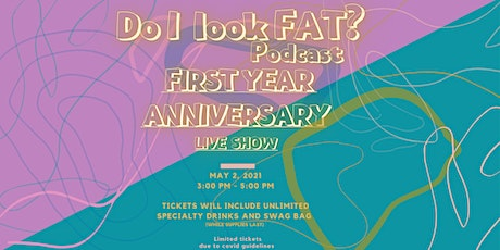 Do I Look FAT? podcast LIVE SHOW tickets