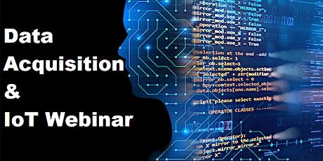 Data Acquisition & IoT Seminar tickets