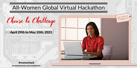 All-Women Hackathon - Choose to Challenge tickets