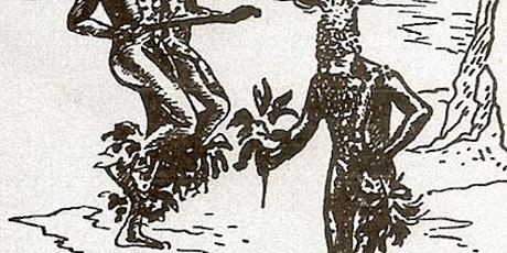 1880s King Jackey corroboree re-enactment tickets