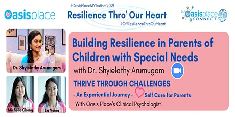 Building Resilience in Parents of Children with Special Needs tickets