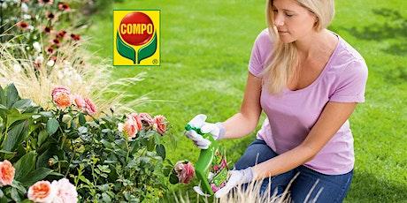 COMPO Gartenberatung mit Bodenprobe (09:00 - 16:30 Uhr) Tickets