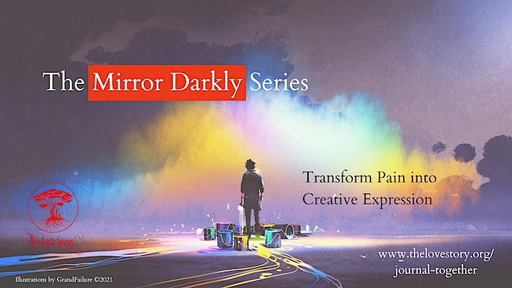 The Mirror Darkly Series—Write to Reveal, Feel, and Heal image