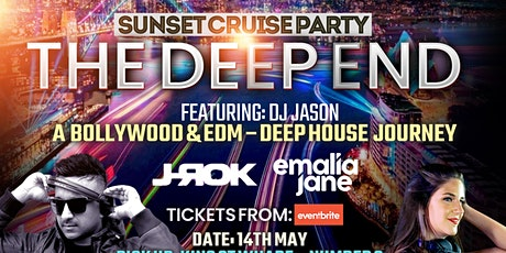 Bollywood Cruise Party - THE DEEP END tickets