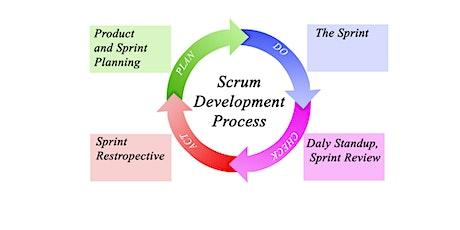 4 Weeks Only Scrum Developer Training Course in Pleasanton tickets