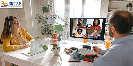 Atelier découverte du codéveloppement entre dirigeants - TAB billets