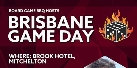 Board Game BBQ Brisbane Game Day #2 tickets