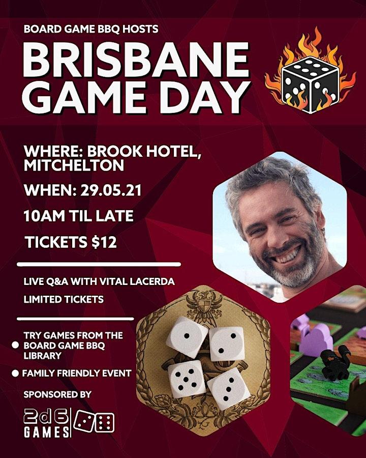 Board Game BBQ Brisbane Game Day #2 image