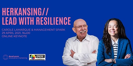 HERKANSING KEYNOTE I LEAD WITH RESILIENCE tickets