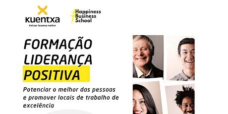 FORMAÇÃO LIDERANÇA POSITIVA bilhetes