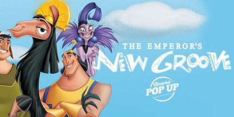 Cinema Pop Up - The Emperor's New Groove - Shepparton tickets