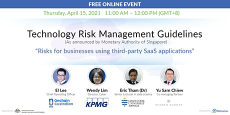 Risks for businesses using  third-party SaaS applications tickets