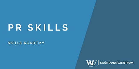 Skills Academy Webinar: PR Skills tickets