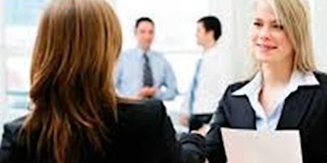 Webinar Emplea: Cómo prepararte psicológicamente para las entrevistas. entradas