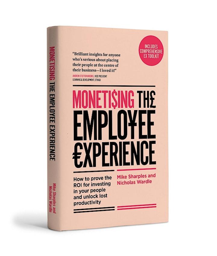 Monetising the Employee Experience image