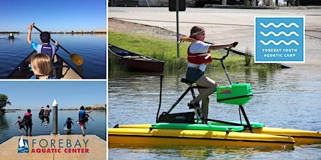 Youth Aquatic Camp WEEK 6@ Forebay Aquatic Center tickets