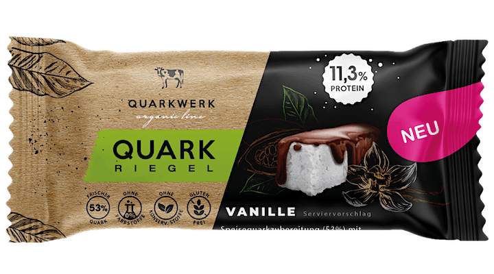 Food Startup: Quarkwerk path from idea to thousands of shops image