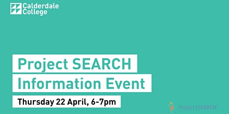 Project SEARCH Virtual Information Event tickets