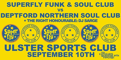 Superfly Funk & Soul Club x Deptford Northern Soul Club tickets