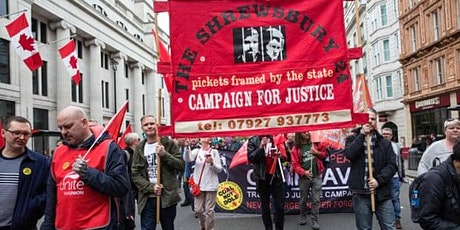 The Shrewsbury pickets and the struggle for justice, 1972-2021 tickets