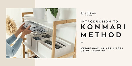 Introduction to KonMari Method ® tickets
