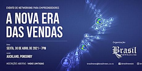 Evento Networking Empreendedores Brasileiros tickets