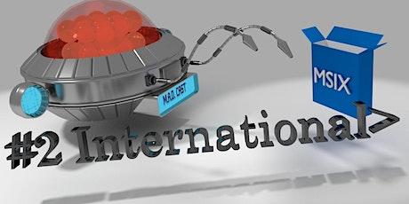 M.A.D. CAST #2 International tickets