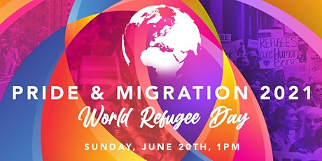 LGBTQ Digital Pride and Migration 2021 tickets