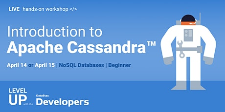 Cloud-Native Workshop - Introduction to Apache Cassandra™ tickets