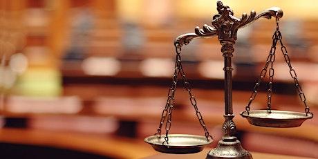 Understanding the Criminal Justice System - Caritas Leeds Workshop tickets