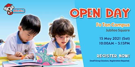 Box Hill - Open Day @ Fo Tan Campus tickets