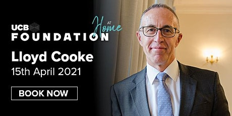'Foundation – at Home' with Lloyd Cooke tickets